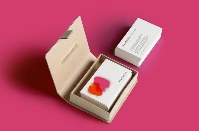 Brand marketing agency. Business Cards.