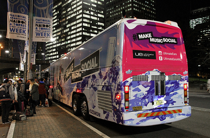 Brand strategy agencies. The bus routinely took people to and from Thredbo.
