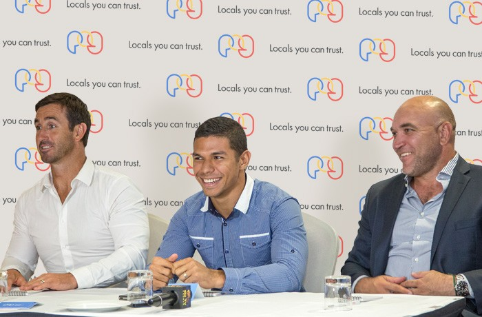 PAG Press Conference.
