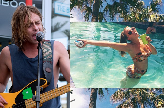 Sounds of Summer was all about the live 'pairing' of two events – one in Sydney; one in the Gold Coast.