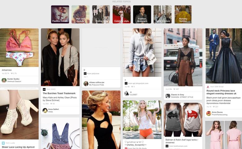 Pinterest_Women's Fashion
