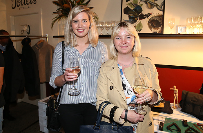 2B-UMM-Victorinox-The-Makers-Slider-Influencer-Guest-Matillda-Duffecy-Inisde-Out-Samantha-McMeekin-Inside-Out