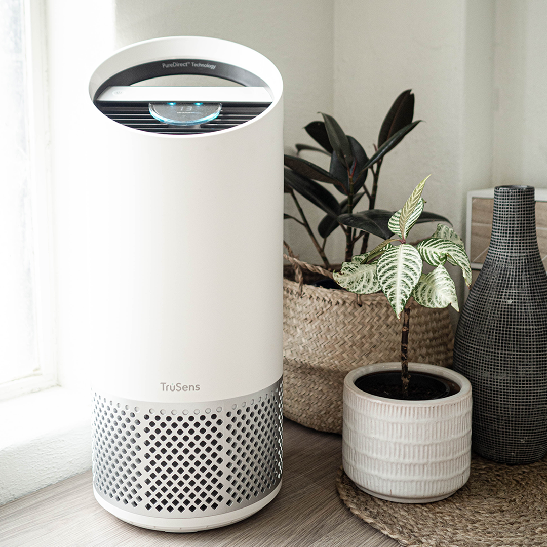 TruSens Air Purifier with Plants