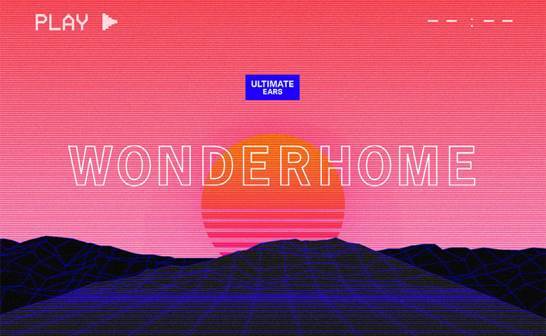 Ultimate Ears WONDERHOME Cover Page